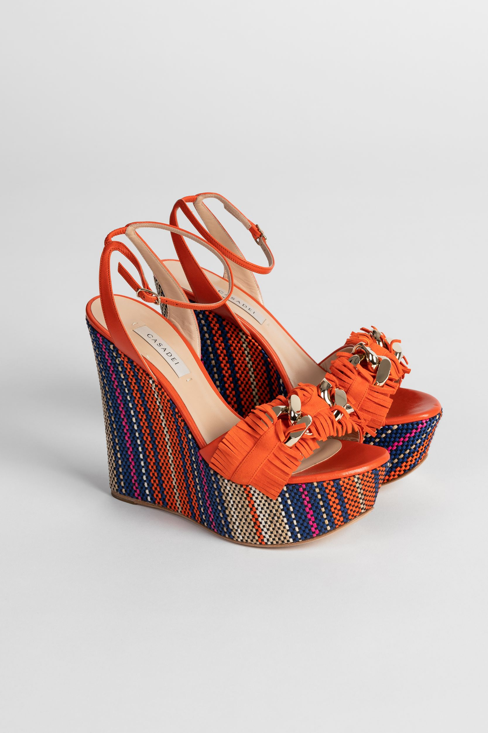 Sandały Casadei 1L479G