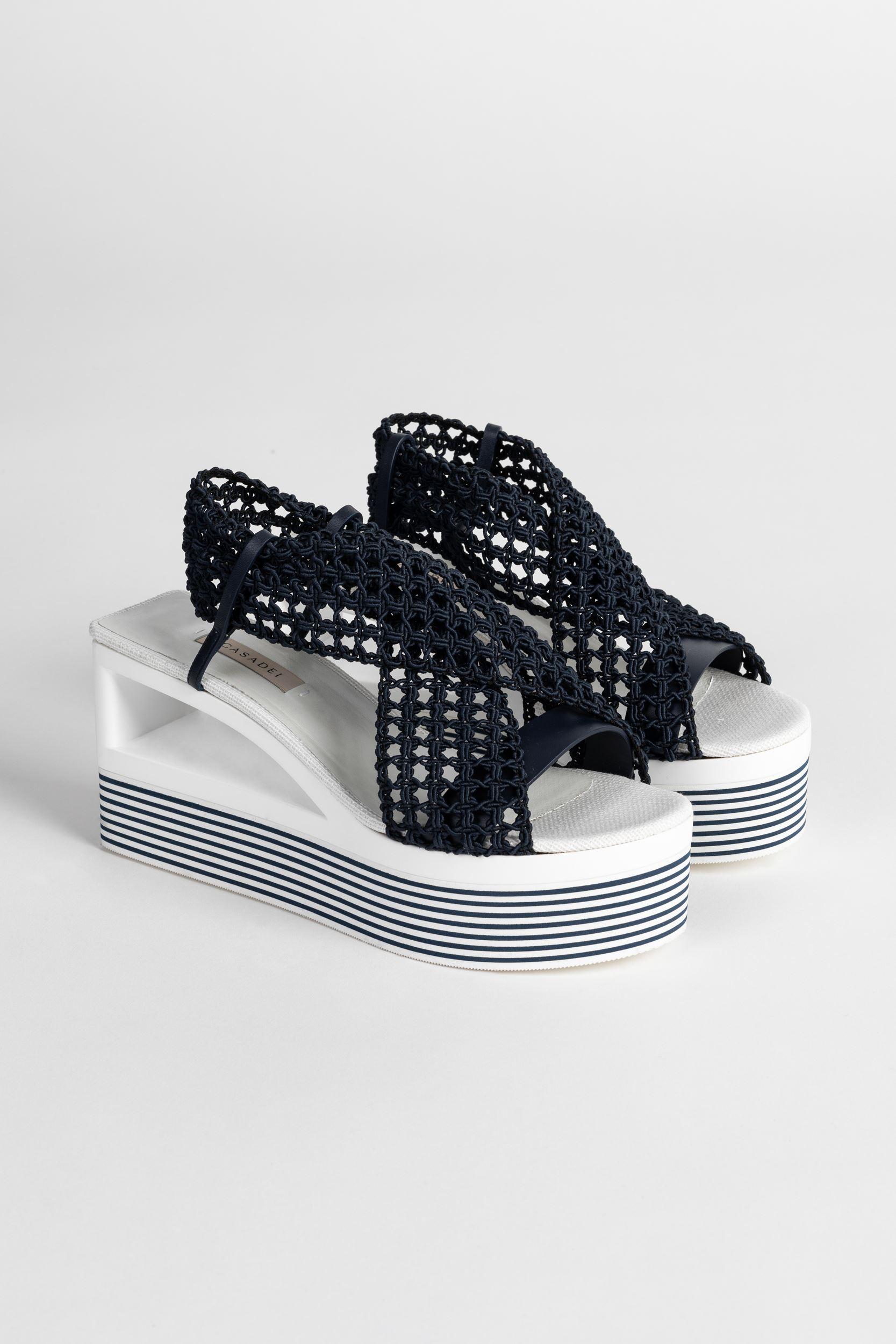 Sandały Casadei 1L748K