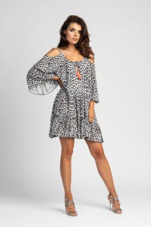 sukienka Cocoon