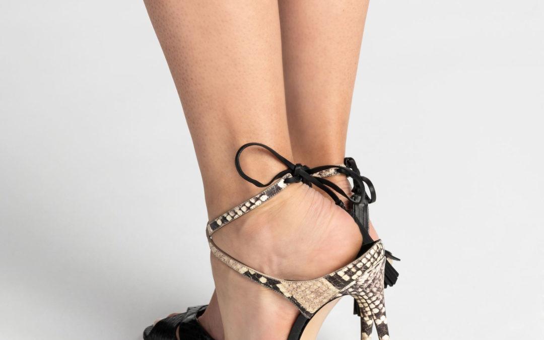 Przesądy związane z butami